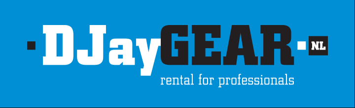 DJayGEAR rental for professionals